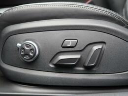●シートマッサージャー『運転で疲れた体を優しく揉みほぐしてくれる、付いていて嬉しい機能の一つですね!』