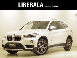 BMW X1 xドライブ 20i xライン 4WD 純HDDナビ Bカメラ 社外フルセグ LEDライト