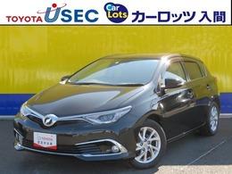 トヨタ オーリス 1.8 180S 純正SDナビ ETC バックカメラ