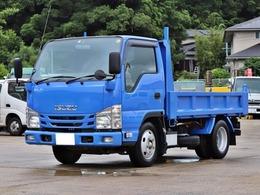 いすゞ エルフ 3t ダンプ 全低床 4ナンバー TPG-NKR85AD