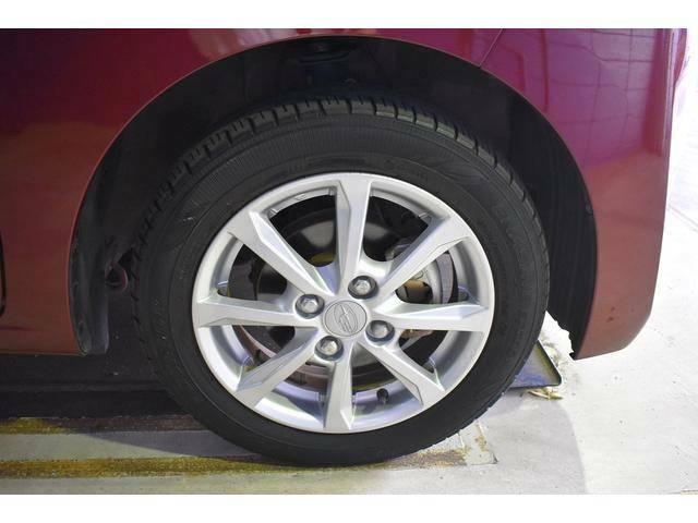 14インチアルミホイール付タイヤサイズは155/55R14