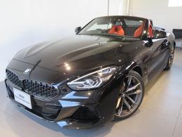 BMW Z4 M40i 認定中古メーカー保証付ワンオーナーM40