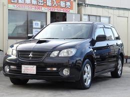 三菱 エアトレック 2.0 ターボR 4WD キーレス ETC 車検R05年04月15日