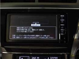 ■純正SDナビ/ワンセグTV