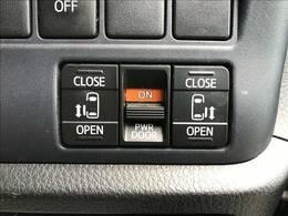 今やミニバンの定番装備となりつつある「両側電動スライドドア」。