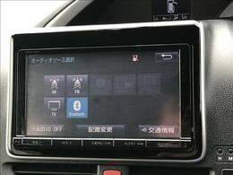 9インチSDナビを装備。フルセグ・Bluetooth等の機能も使用できます!