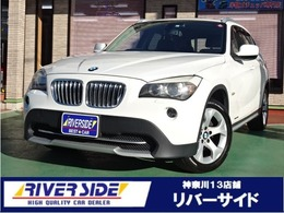 BMW X1 xドライブ 20i 4WD 純正ナビ スマートキー HID ETC 17AW