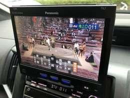 TVを視聴することが出来ますので、同乗者の方も退屈することなくお乗り頂けます♪長時間のドライブの際には嬉しいですね♪