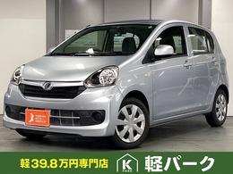 ダイハツ ミライース 660 L 軽自動車 ドラレコ エコアイドル