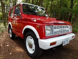 スズキ ジムニー 660 HC 4WD 全塗装済! H5年式 赤白ツートン AT (24)