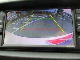バックビューカメラ付きなので広報の視界もクリアで安全確認もばっちりです。