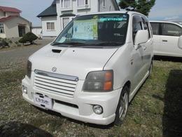 スズキ ワゴンR 660 RR 4WD