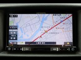カロッツェリア7型SDナビ搭載しております★フルセグ視聴やDVD再生・Bluetooth等機能も充実しております。