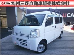 三菱 ミニキャブバン 660 G ハイルーフ 5AMT車 三菱認定中古車保証付 ハイルーフ