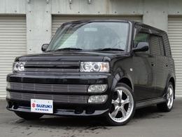 トヨタ bB 1.5 Z ストリートビレット 4WD ストリートビレット イカリング ナビ