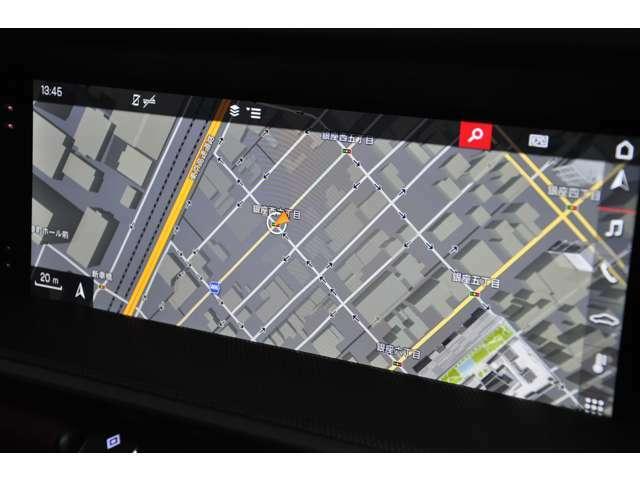 ◆最新のインフォテインメントシステム「ポルシェ・コミュニケーション・マネージメントシステム(PCM)」を標準装備します。タッチスクリーンは10.9インチで、直感的に操作できます◆