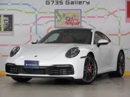 ポルシェ 911 カレラ4S PDK スポクロ スポエグ サンルーフ