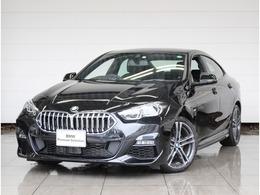 BMW 2シリーズグランクーペ 218i Mスポーツ ACC 前後PCD  純正ナビ 電動シート