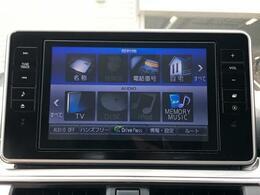 【カーナビ】モニターに地図と自車位置を表示し、目的地までの経路を誘導してくれる便利な装備ですよ☆今や欠かせないアイテムの1つです♪