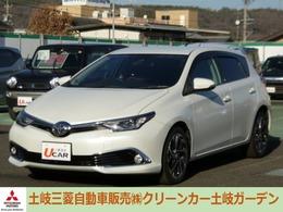 トヨタ オーリス 1.2 120T 純正ナビ バックカメラ シートヒーター