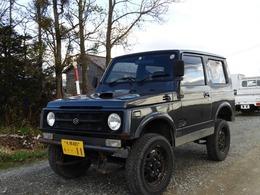 スズキ ジムニー 660 HC 4WD エアコン パワステ