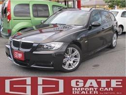 BMW 3シリーズツーリング 320i Mスポーツパッケージ D車 HDDナビ地デジ Bluetooth ETC