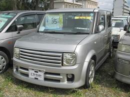 日産 キューブ 1.4 ライダー 4WD