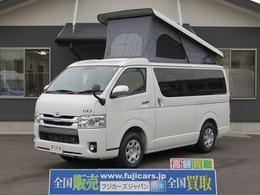 トヨタ ハイエースバン FOCS エスパシオ+UP セーフティセンス ギャレーキット LEDライト スマートキー