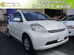 トヨタ パッソ 1.0 X HIDリミテッド ユーザー買取 キーレス CD