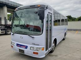 日野自動車 リエッセ 29人乗り マイクロバス エアサス