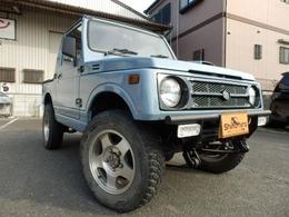 スズキ ジムニー 660 パノラミックルーフ EC 4WD 新品レカロ/幌/ロールB/マフラー/テール