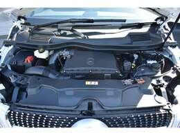 2,142ccのディーゼルエンジンは163ps/1,400~2,400rpmで最大トルク38.7kgf-m(カタログ値)