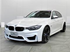 BMW M3 の中古車 M DCT ドライブロジック 茨城県水戸市 588.0万円