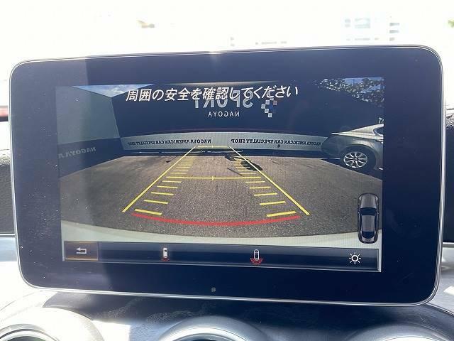 バックモニターは人気の装備で、運転に不安な方でも安心してお乗りいただけます!
