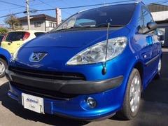 プジョー 1007 の中古車 1.4 静岡県静岡市駿河区 35.0万円