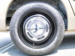 新品クリムソンディーンアルミ&新品TOYOタイヤの組み合わせです。