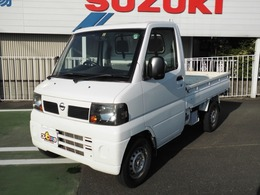 日産 クリッパートラック 660 DX エアコン・パワステ付き