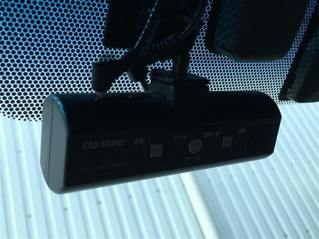 【ドライブレコーダー】もしもの事故の際は録画されているので安心です!