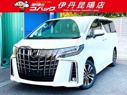 トヨタ アルファード 2.5 S Cパッケージ オプション付Dオーディオ Bカメ Mオプ