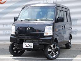 マツダ スクラム 660 バスター ハイルーフ リフトアップ新品アルミ 新品マッドタイヤ