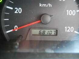 走行距離68,107キロ!車検2年満タン構造変更込み支払総額87万円!