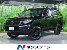 トヨタ ランドクルーザープラド 2.7 TX Lパッケージ ブラック エディション 4WD 新型 7人 サンルーフ ルーフレール