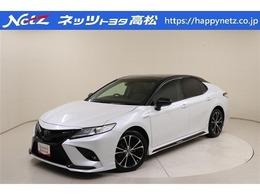トヨタ カムリ 2.5 WS フルエアロ