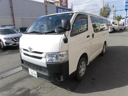 トヨタ ハイエースバン DX 4WD 3/6人 5ドア