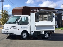 日産 バネットトラック 1.8 GL ダブルタイヤ 厨房搭載済みキッチンカー