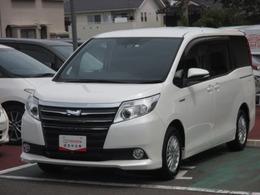 トヨタ ノア 1.8 ハイブリッド G T-Cnnectナビ/地デジTV/LED
