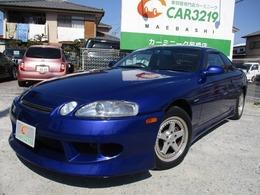トヨタ ソアラ 2.5 GT-T 後期 純正MT5速 エアロ 車高調 外マフラー
