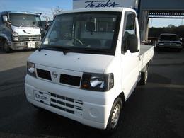 日産 クリッパートラック 660 SDエアコン付 4WD ワンオーナー