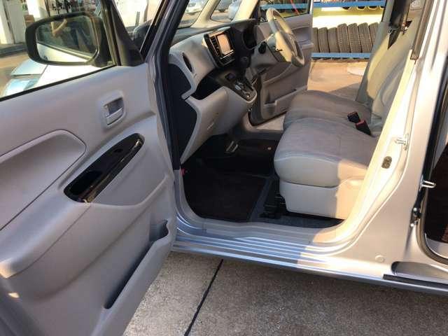 広々快適空間で心地良いドライブを!