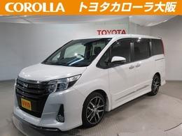トヨタ ノア 2.0 Si WxB ナビ・後席モニター・クルーズコントロール